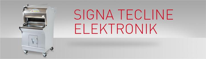 SIGNA TECLINE ELEKTRONIK