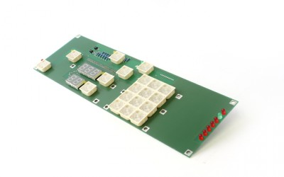 Tastaturplatine ATWK 6 -NEU